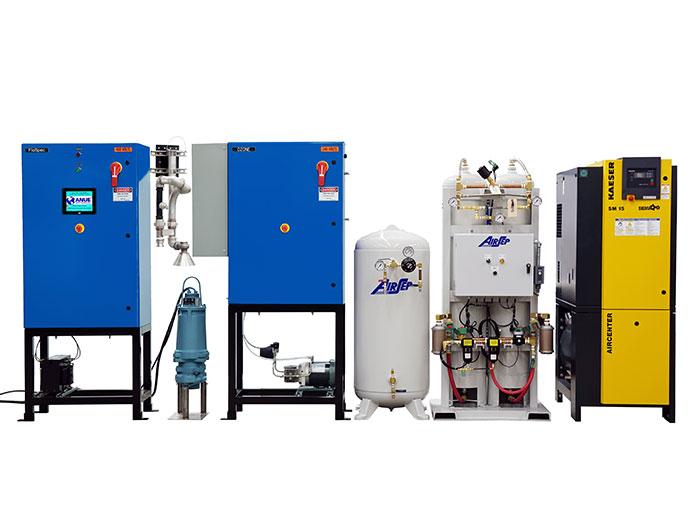 Anue Water Technologies   Vector Process Equipment   Odour, FOG and